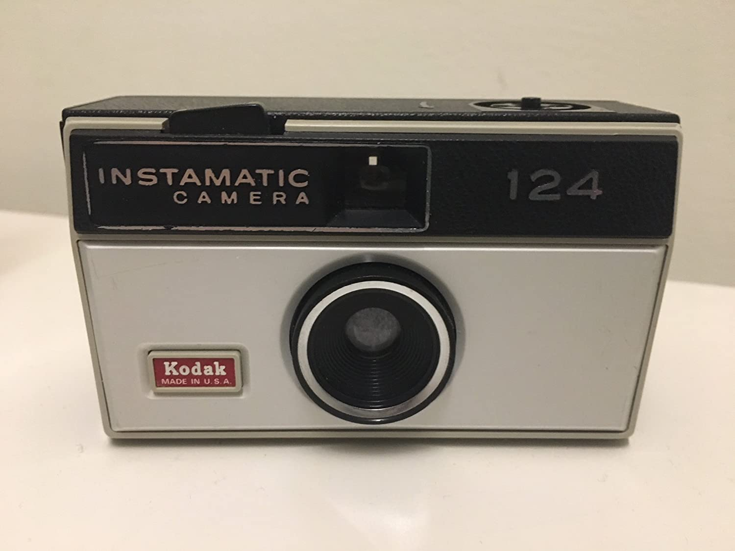 kodak instamatic was a toy you had to read the directions to play with.