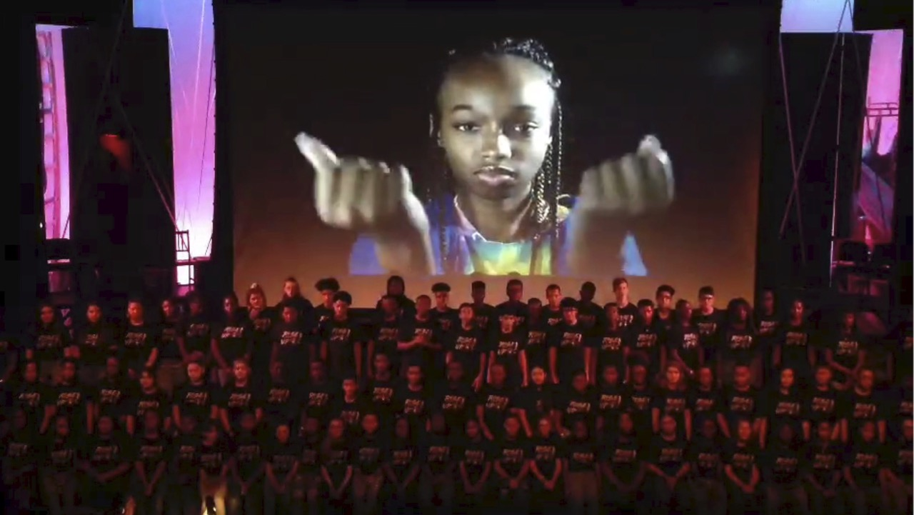 Summer Stars campers perform live August 2019